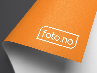 Logo for the biggest norway's website about photography brand orange photography type vector logo mark logo design design identity logotype branding logo