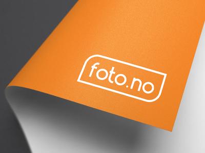 Logo for the biggest norway's website about photography brand orange photography type vector logo mark logo design design identity logotype branding logo