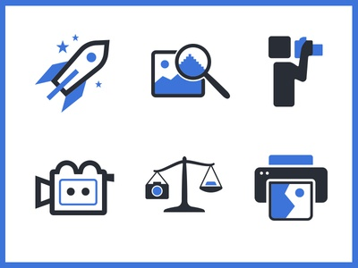 Icons for Imaging Resource