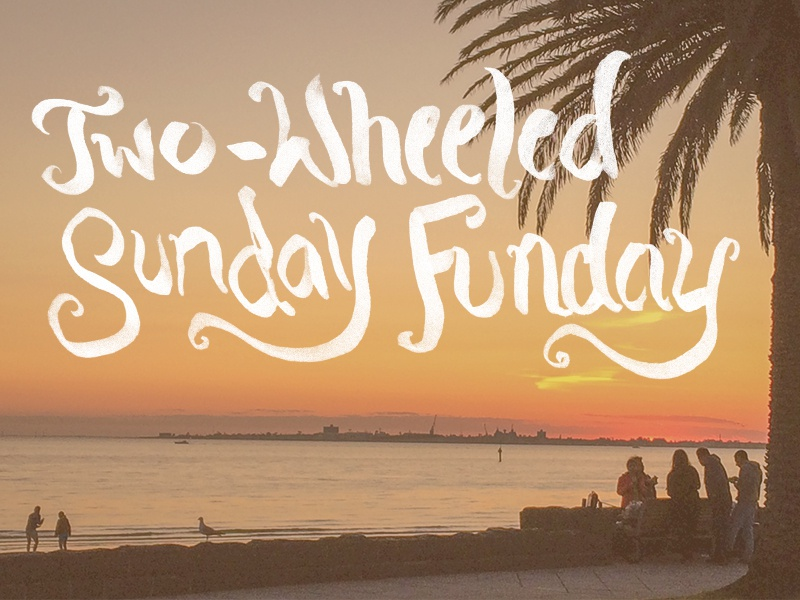 Sunday Funday hand-lettering post lettering blog