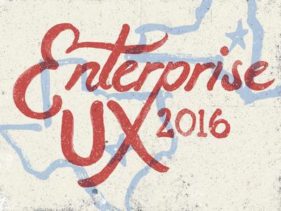 Enterprise UX