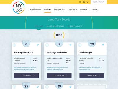 NY Tech Loop Site