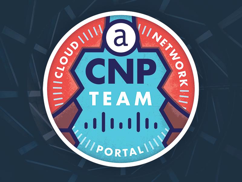 Team Laptop Sticker texture color illustration sticker