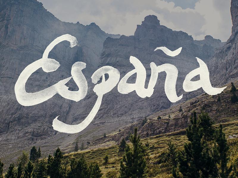 Espana adventure travel blog photography hand-lettering lettering