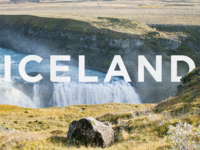 Iceland blog post banner
