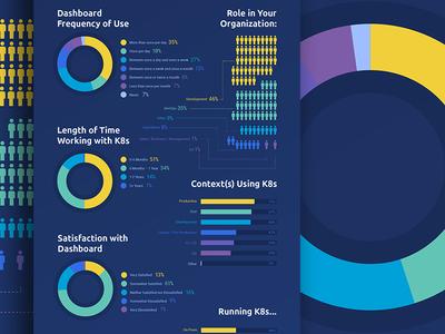 Kubernetes Survey Infographic