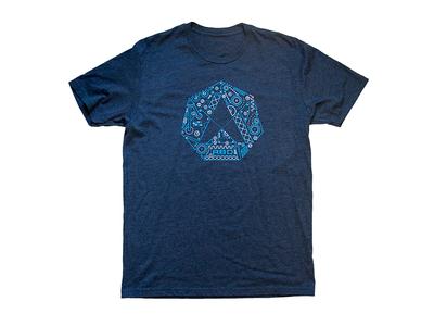 Apprendaa R&D Shirt Printed