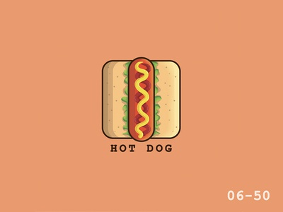 50 Days Of Vector Challenge [ 6/50 Food Series ]