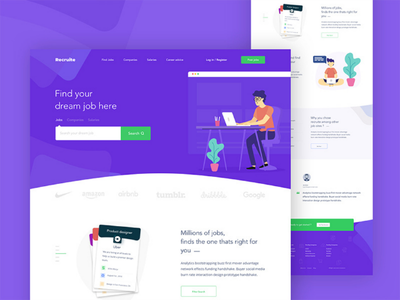 Web UI Design 😍 ui design illustration web modern ui app ui web ui