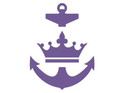 Royal Cruises logo anchor cruise royal logo