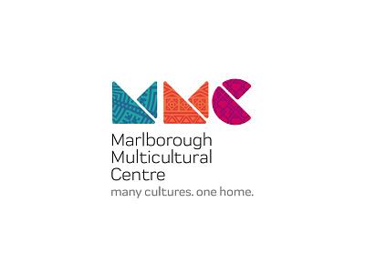 Marlborough Multicultural Centre identity branding brand logo