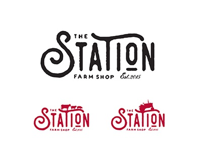 the station logo by alex lloyd dribbble dribbble