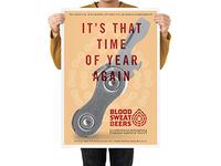 Blood Sweat Beers1