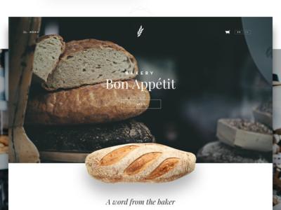 BAKERY - Bon Appétit