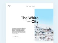The White City - UI