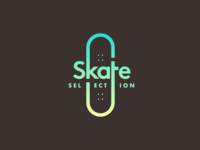 Skate Selection – 19/26 Daily Logo Challenge