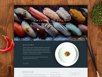 Flat Three - Japanese + Nordic inspired food