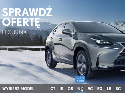 Lexus used car website