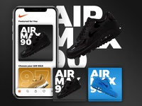 Nike ecommerce app