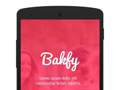 Bakfy Logo