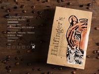 Coffee Branding & Packaging Design