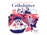 Cribshitter Poster