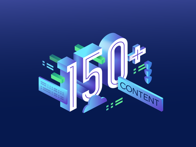 150+ Content Release