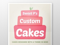 Update: Sweet P's Custom Cakes