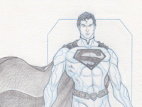 Superman - Pinup