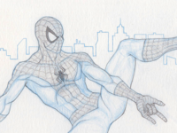 Spider-Man - Pinup