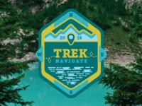 Trek / Navigate Event Branding