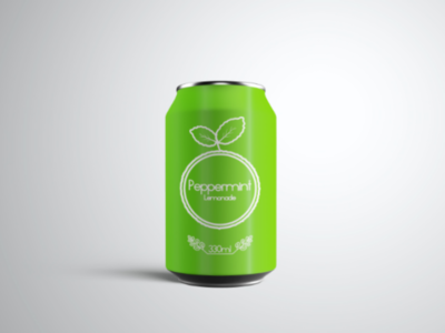 Peppermint Lemonade packaging