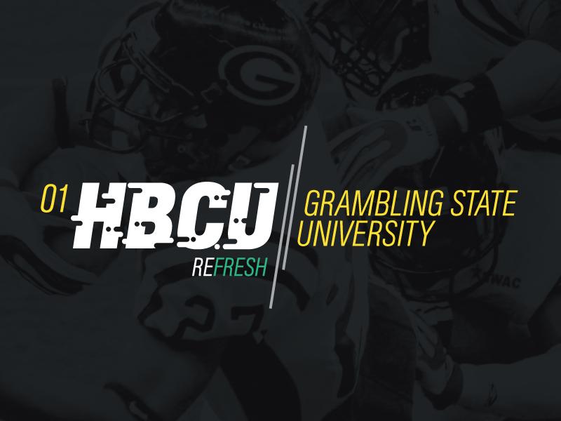 HBCU PREVIEW presentation logo college black student hbcu