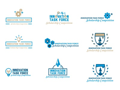Logos for a Scholarship program
