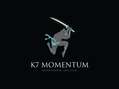 K7 Momentum icon logo vector design illustration logo design branding graphic design logo design branding promoyourbiz