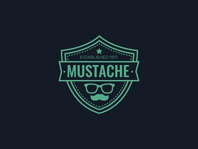 Mastache illustrator vector logo icon logo design branding illustration logo design graphic design branding promoyourbiz