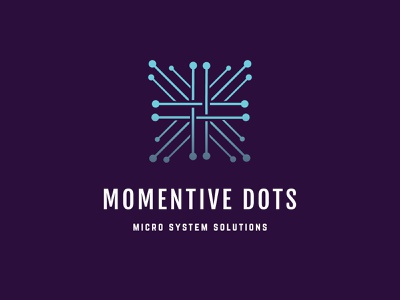 Momentive Dots design vector illustrator logo design branding illustration icon logo design graphic design branding promoyourbiz
