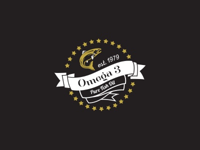 Omega 3 illustrator design vector icon logo design branding illustration logo design graphic design branding promoyourbiz