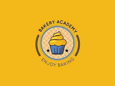 Bakery Academy logo illustrator design vector logo design branding illustration logo design graphic design branding promoyourbiz