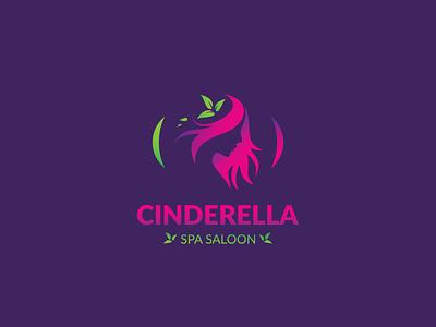 Cinderella logo illustrator design vector logo design branding illustration logo design graphic design branding promoyourbiz