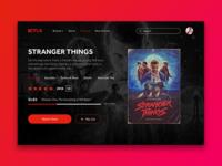Stranger Things Netflix Design