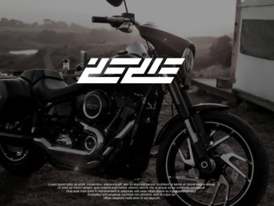 DEDIE lettermak logo design concept