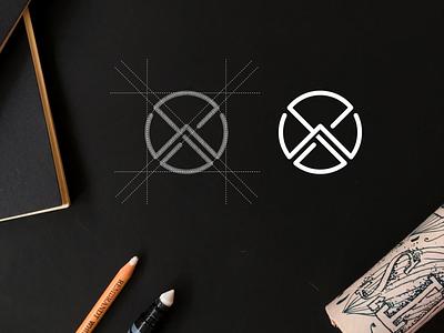 SW monogram logo apparel luxury circlelogo monogram simbol simple typography lineart lettermark brand branding lettering icon design logo
