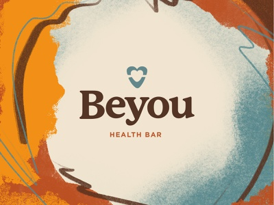 beyou health bar branding patterns illustration brand packaging identity design branding concept identity graphic design design typography logo branding