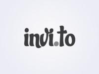 Invi.to Logo Concept (Positive)