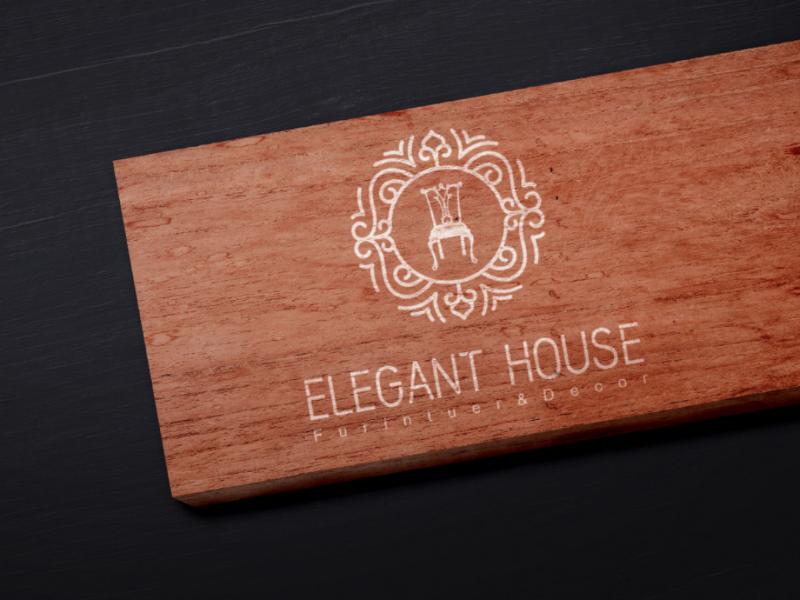 Elegant House logo logo design