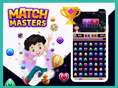 Match Master illustration hotel app mobile app design ui mobile ui mobile app development mobile app dribbble design