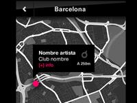 Nearclubs Map