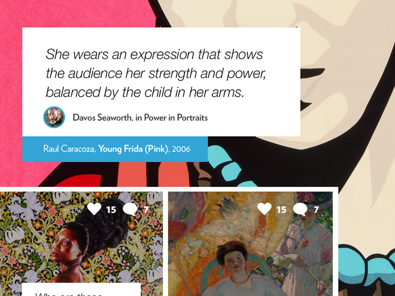 Art Project pink ux navigation education art design intuitive company