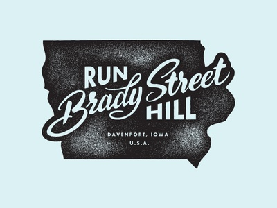 Run Brady St. Hill